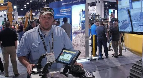 ConExpo 2017 - Trimble Earthworks