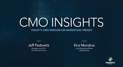 CMO Insights: Kira Mondrus, QASymphony