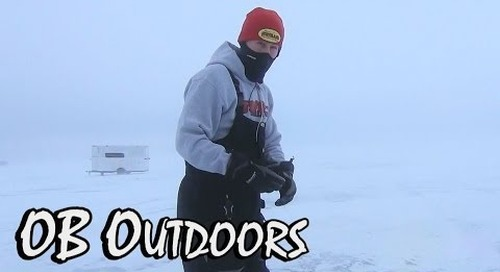 "OB Outdoors - Episode 4: Lake Winnebago ""Braving the Elements"""