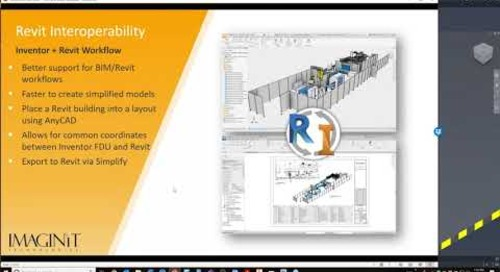 What's New in the Autodesk Factory Design Utilities 2022