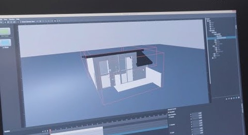 Qt 3D Studio Home Automation Demo