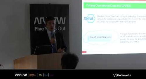 Tom Goodwin, Head of Server/Storage, Lenovo