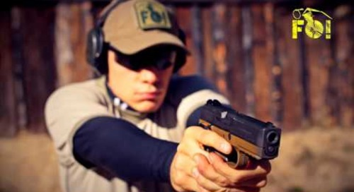 Frag Out! FNH USA FNX45 FNX™ 45 Pistol Test Drive