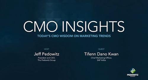 CMO Insights: Tifenn Dano Kwan, Chief Marketing Officer, SAP Ariba