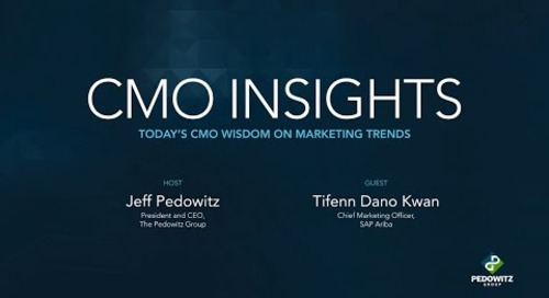 CMO Insights: Tifenn Dano Kwan, Chief Marketing Officer, SAP Ariba