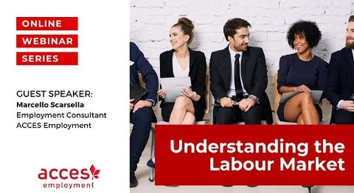 Understanding the Labour Market