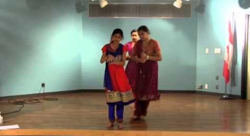 Hand Hygiene at West Park Healthcare Centre - Bollywood Dance Edition
