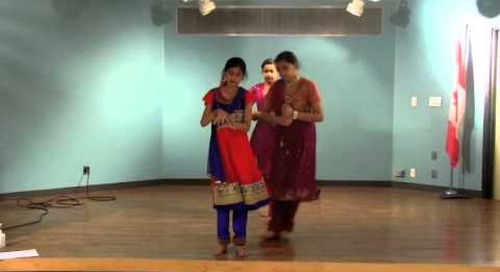 Hand Hygiene at West Park Healthcare Centre - Bollywood Dance Edition