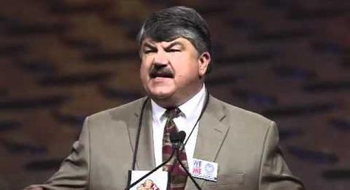 Richard Trumka, President, AFL-CIO, Part 2