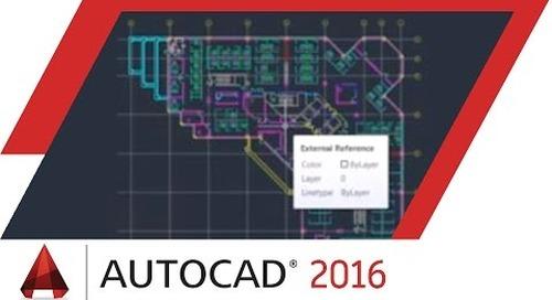 Beyond the Basics: External References Pt.2 WEBINAR | AutoCAD