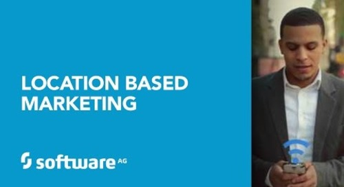 Software AG's Location Based Marketing