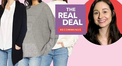 This Affordable Sweater Brand Is Amazon's Best-Kept Secret