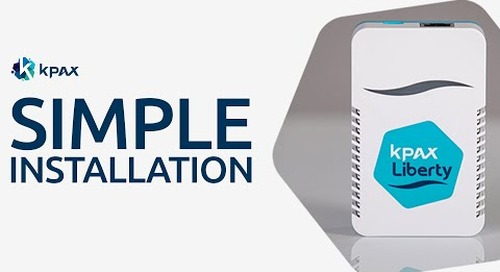 Simple Installation with KPAX Liberty
