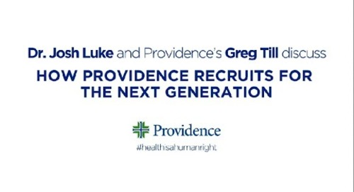 How Providence recruits for the next generation with Greg Till