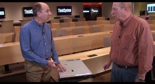 Lenovo ThinkSystem SR570 Video Walkthrough