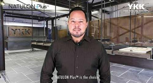 YKK NATULON Plus™ zipper
