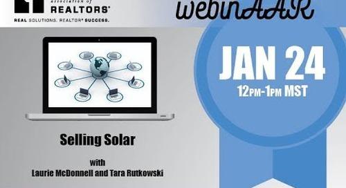 Selling Solar