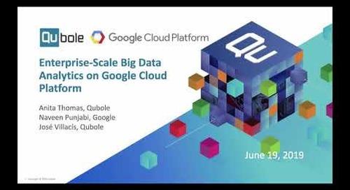 Enterprise-Scale Big Data Analytics on Google Cloud Platform