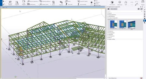 Customize your Tekla Structures Component Catalog