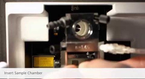 ZEISS Microscopy How-to: Mount cleared samples in Lightsheet Z.1