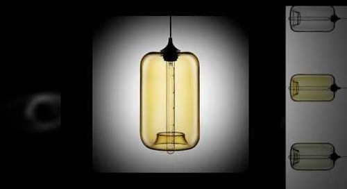 Niche Modern Pod Pendant Lighting