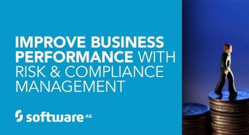 Improve Business Performance with Risk and Compliance Management