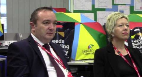 Legal & General and Leeds Building Society Dragons