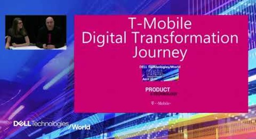 T-Mobile & Pivotal at Dell Tech World 2019