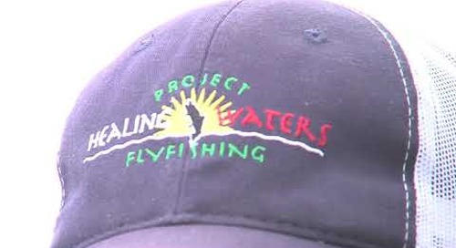 Project Healing Waters and David Folkerts