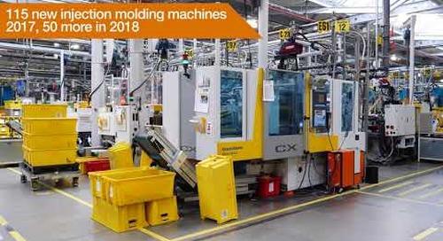 igus GmbH Factory Enhancements 2018