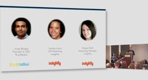 Amplifying Your Customer Success - Vinay Bhagat, Loretta Jones, Megan Roth