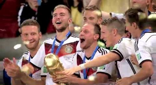 SIZZLE REEL: FIFA World Cup [2018]