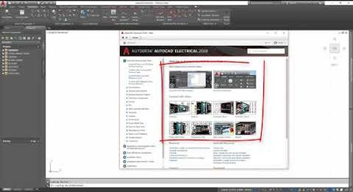 Tutorial: AutoCAD Electrical Design Environment