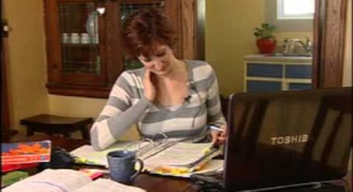 Online learning - Robyn Dewar, Haileybury, Ontario