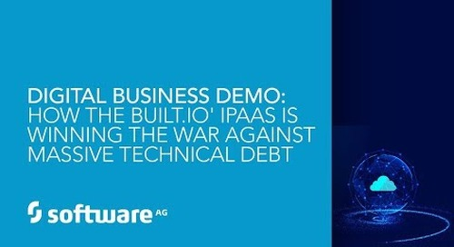 Demo: How the Built io' iPaaS is Winning the War Against Massive Technical Debt