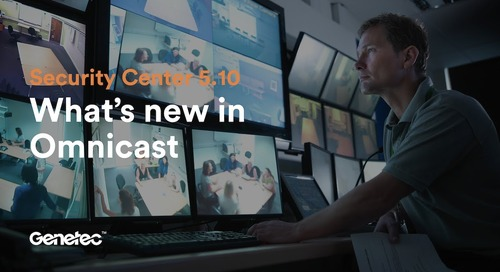 What's new: Omnicast