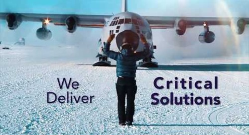 Leidos Civil - Critical solutions for diverse and dynamic missions