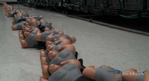Data Center Dominoes!