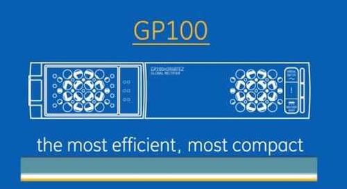 GP100 - Balanced Load. Unparalleled Density.