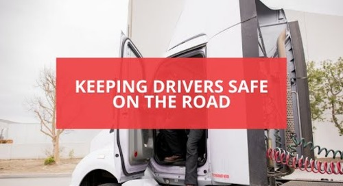 Keeping truck drivers safe