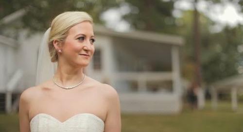 Lake Martin Wedding Video {DJI Phantom 3 Aerials} Wedding Cinematography