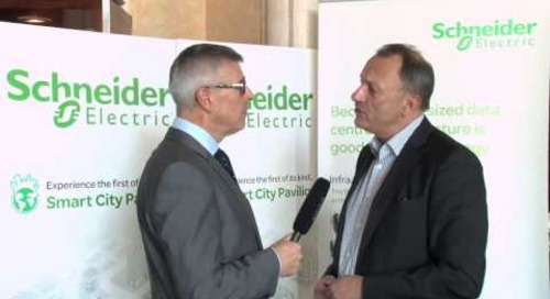 Schneider Electric and Telecity's Award Winning Condorcet Data Center