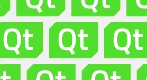 Qt New Visual Identity