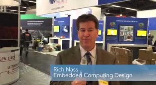 Rich Nass – Embedded World