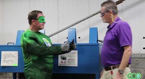 ECC Video Élimination des contenants de produits inflammables et combustibles