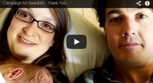 The Campaign for Swedish - Thank You to Caregivers