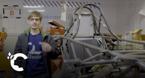 Northwestern Solar Car Team: Hands-On Engineering