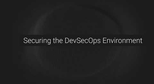 Security and the DevSecOps Platform: Approaches, Methods, and Tools