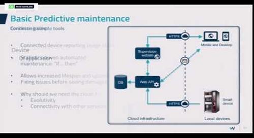 QtWS16- Introducing Predictive Maintenance, Adrien Leravat, Witekio