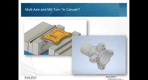 Exploring the CAM environment inside Fusion and Inventor